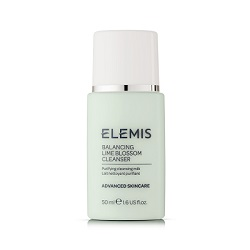 Travel Elemis Balancing Lime Blossom Cleanser 50ml