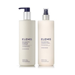 Supersize Rehydrating Cleanser & Toner Duo