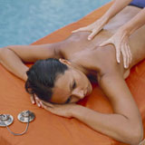 Musclease Aroma Spa Wrap or Float