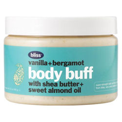 Bliss Vanilla + Bergamot Body Buff