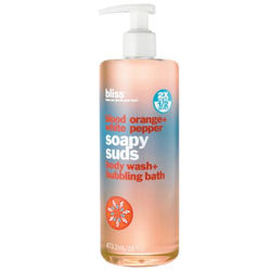 Bliss Blood Orange + White Pepper Soapy Suds