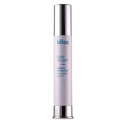 Bliss Triple Oxygen Radiance Protection Energizing Serum