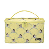 Paul & Joe Cat Print Cosmetic Pouch