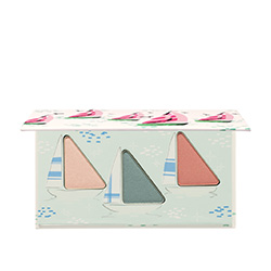Paul & Joe Face & Eye Colour Palette Come Sail Away