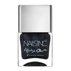 Nails Inc Alice & Olivia Black Diamond Nail Polish