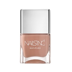 Nails Inc Montpelier Walk Nail Pure Nail Polish