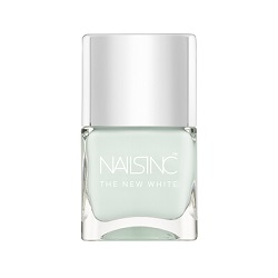 Nails Inc Swan Street New White Nail Polish