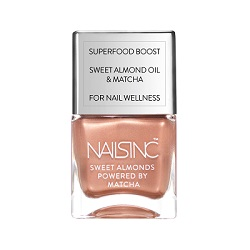 Nails Inc Mayfair Market Sweet Almond Powered by Matcha