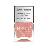 Nails Inc King William Walk Sweet Almond Powered by Matcha