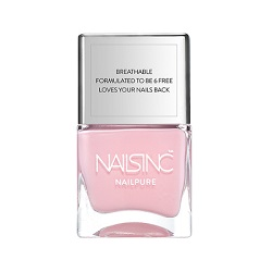 Nails Inc Nailpure Mayfair Mansion Mews Nail Polish