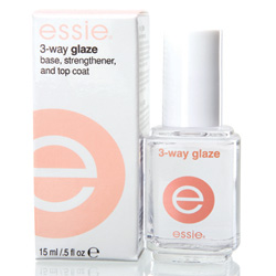 Essie 3-Way Glaze