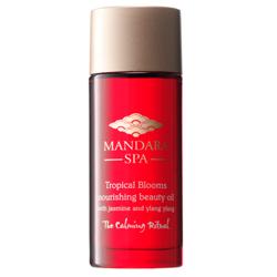 Mandara Spa Tropical Blooms Body Oil