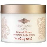 Mandara Spa Tropical Blooms Softening Body Cream