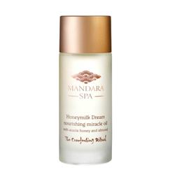 Mandara Spa Honeymilk Dream Nourishing Miracle Oil