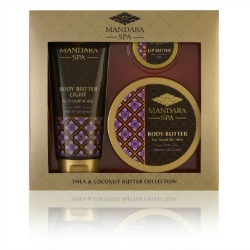 Mandara Spa Shea & Coconut Butter Collection