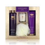 Mandara Spa Amber Heaven Perfect Pampering Ritual Gift Set