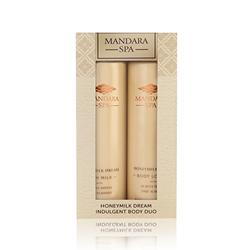 Mandara Spa Honeymilk Dream Indulgent Body Duo Gift Set