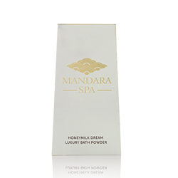 Mandara Spa Honeymilk Dream Luxury Bathing Powder
