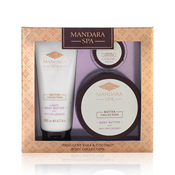 Mandara Spa Indulgent Shea & Coconut Body Collection