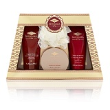 Mandard Spa Tropical Blooms Body Care Collection