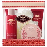 Mandara Spa Tropical Blooms Beautiful Body Treats