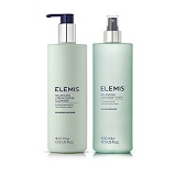 Elemis SUPERSIZE Balancing Cleanser & Toner Collection