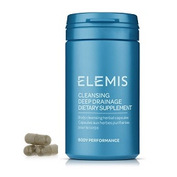Elemis Deep Drainage Body Cleansing - 60 caps