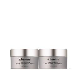 Elemis Pro-Collagen Oxygenating Night Cream Duo